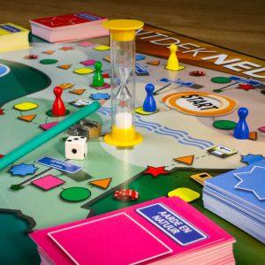 onder Nederweert, het unieke bordspel voor de gemeente Nederweert
